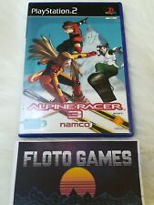Jeu Alpine Racer 3 pour Sony Playstation 2 PS2 PAL Complet CIB - Floto Games