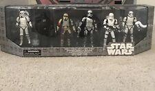 D23 2017 Star Wars Elite Series Stormtroopers Action Figure Gift Set # LAST ONE!