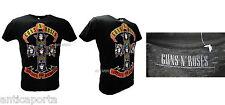 T-Shirt Originale Guns N' Roses Appetite for Destruction Rock Maglia Maglietta
