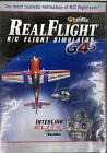 OEM Great Planes RealFlight G4.5 R/C Flight Simulator Futaba Sim RC DVD ONLY EUC