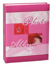 Summer Breeze álbum de fotografías en rosa para 100 fotos en 10x15 cm einsteckalbum libro de fotografías