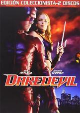 PELICULA DVD DAREDEVIL EDICION COLECCIONISTA 2 DISCOS + FUNDA