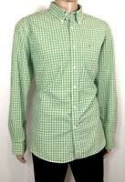 TOMMY HILFIGER Men's Shirt  Sz L/G 100% Cotton Long Sleeve
