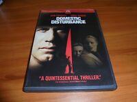 Domestic Disturbance (DVD, Widescreen 2002)