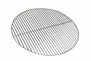 STAINLESS STEEL BBQ REPLACEMENT COOKING GRILL 54.5CM fits 57CM WEBER KETTLE
