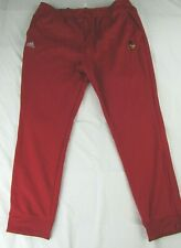 St. Louis Cardinals MLB Men's Drawstring Active Pants In Red by Adidas