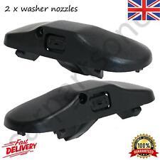 2x Windscreen Washer Single Jet Nozzles For VW Golf Plus, MK5, MK6, MK7 2003 on