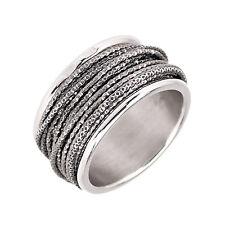 PETRAI Ring, 925 Sterling Silber, Gr. 55 / 17,5 mm, NEU mit OVP, PR12