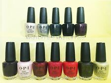 Opi Nail Lacquer *Love Opi, Xoxo Collection - Holiday 2017* 12 Shades Set New!
