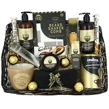 Luxury Mens By My Beard Christmas Gift Hamper Fathers Birthday Grooming Gift Set