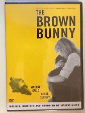 The Brown Bunny (DVD, 2005) Chloe Sevigny, RARE UNRATED OOP