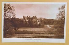 More details for postcard holmes' rp.douglas castle,douglas.south lanarkshire.(demolished 1938)