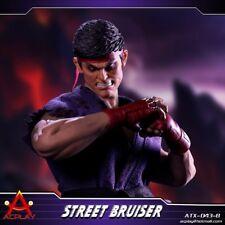 ACPLAY ATX043 1/6 Street Fighter Practice Set B Blue Fit 12'' TBLeague M35 Body