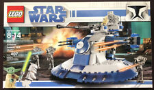 Lego 8018 Star Wars Armored Assault Tank AAT New Factory Sealed 407 Pieces Yoda