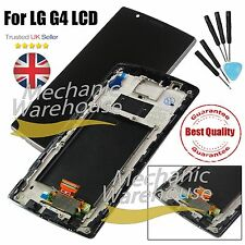 For LG G4 H810 H811 H815 LCD Touch Screen Digitizer Display & Frame Replacement