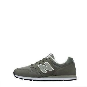 New Balance 373 Men's Shoes Grey/White