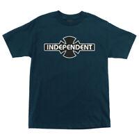 Independent Truck Company O.G.B.C. Skateboard Tee T-shirt Harbor Blue M L XL