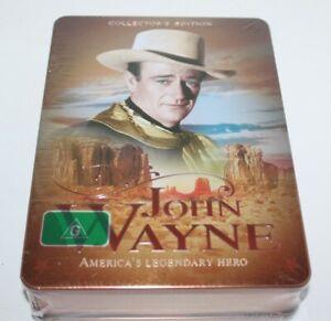 John Wayne America's Legendary Hero Collector's Edition DVD Brand New & Sealed