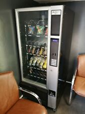 More details for necta snakky combination vending machine for snacks and drinks *new pound coin*