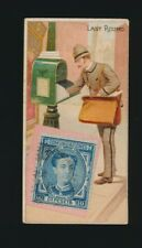 """1889 N85 Duke's Cigarettes POSTAGE STAMPS (""""Genuine Foreign"""") -Last Round"""