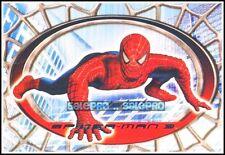 UPPER DECK 2007 MARVEL SPIDERMAN RARE RED BLUE INSERT CHASE CARD #R3