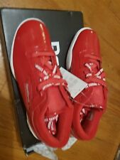 New Reebok & Opening Ceremony Trainers In Red Patent Leather UK6