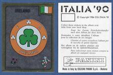 SCUDETTO CALCIATORI PANINI ITALIA 90 - NUOVO/NEW-N.420 - IRELAND