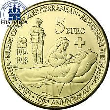 Bronze Münzen aus Malta