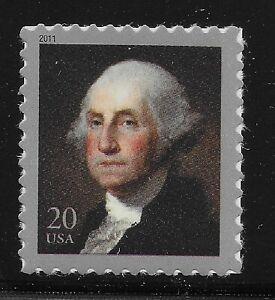 US Scott #4504, Single 2011 Washington 20c VF MNH