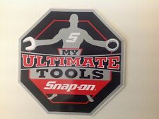 Snap-On Tools Tool Box Sticker Decal My Ultimate Tools New
