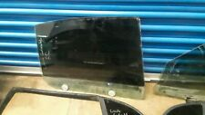 1995-2002 Lincoln Continental Passenger Right Rear Window Glass OEM