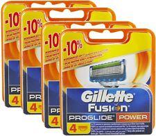 Gillette Fusion Proglide Power Rasierklingen 16 x Ersatzklingen