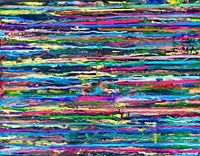 Abstract paintings, Acrylic/mixed media paintings, Modern art paintings, landsca