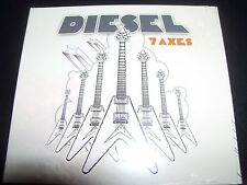 Johnny Diesel / Mark Lizotte 7 Seven Axes CD EP - New