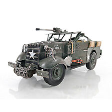 "Chevrolet Truck 30 cwt Military LRDG Metal Model 13"" Army Desert Group Jeep New"
