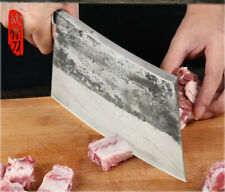 Cleaver Chopping Cutlery Carbon Steel Vegetable Meat Tools Kitchenware Cookware