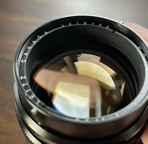 Leica Noctilux 50mm f/1.0