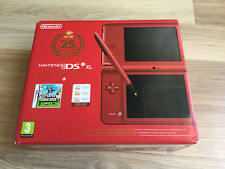 NINTENDO DSi XL SUPER MARIO BROS 25TH ANNIVERSARY LIMITED EDITION PACK