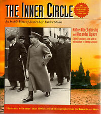 HISTORY THE INNER CIRCLE SOVIET LIFE UNDER STALIN ANDREI HONCHALOVSKY