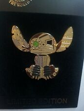 Disney Disneyshopping Stitch Variation Nuts and Bolts Pin