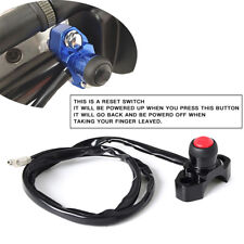 Universal Motocycle CNC Engine Kill Switch Button for Off-road Enduro ATV Quard