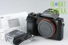 Sony Alpha a7 Digital SLR Camera In Black #8970D2