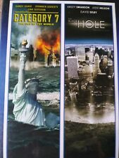 Category 7 / The Black Hole DVD Randy Quaid Shannen Doherty Kristy Swanson