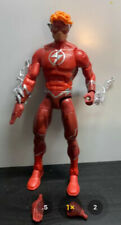 Mattel DC Multiverse Rebirth Wally West FLASH Ninja Batman CNC Wave Complete