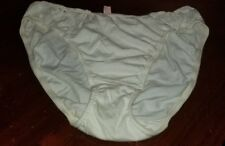 Victoria's Secret Lot Of 2 Sexy Panties XL Black an White Naughty and Nice