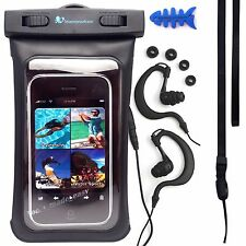 WATERPROOF Case Apple iPhone 6s 6 Samsung Galaxy S6 Edge S7 A5 J5 Sony Xperia XZ