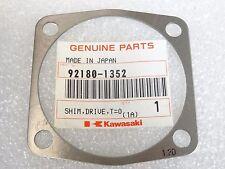 Kawasaki NOS NEW  92180-1352 Drive Shim T=.12 KRF KSV KVF KRF750 2002-2017