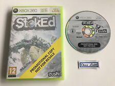 Stoked - Promo - Microsoft Xbox 360 - PAL EUR