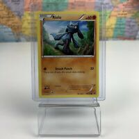 SHIPS SAME DAY Riolu 46/124 Common EX Near Mint Common Pokémon XY Fates Collide