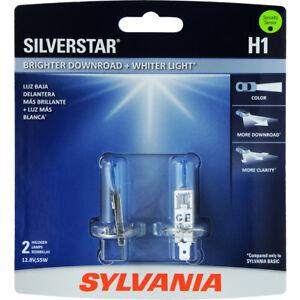 Headlight Bulb-Sedan Sylvania H1ST.BP2